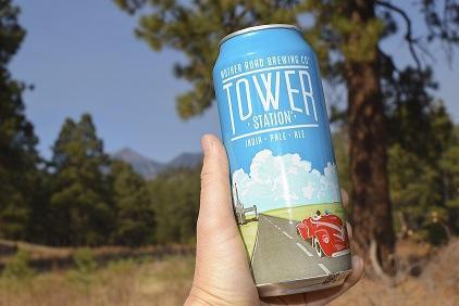 Arizona Craft Beer | Hiking | Local Beers | Flagstaff, Arizona