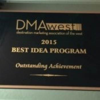 dma west best idea award 2015