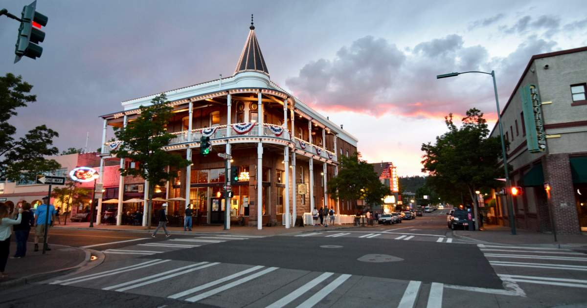 Flagstaff Hotels And Lodging Discover Flagstaff